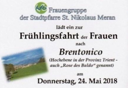 Flyer-Frühlingsfahrt 2018