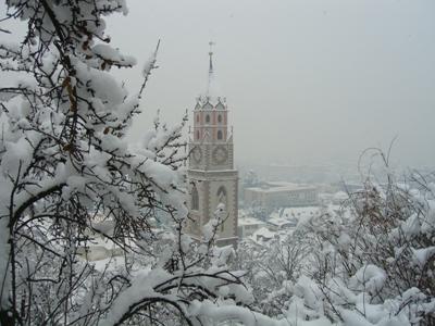 Winter in Meran